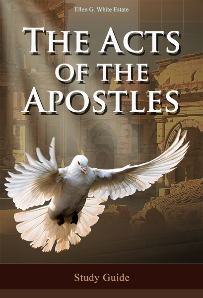 Acts of the Apostles -- Study Guide