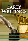 Early Writings -- Study Guide