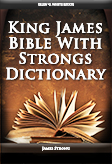 King James Bible With Strong's Dictionary