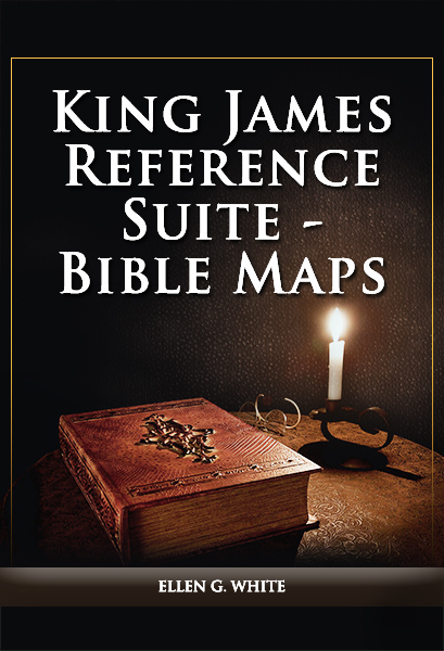 King James Reference Suite - Bible Maps