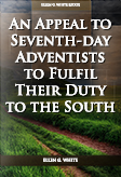 An Appeal to Seventh-day Adventists to Fulfil Their Duty to the South