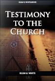 Testimony to the Church