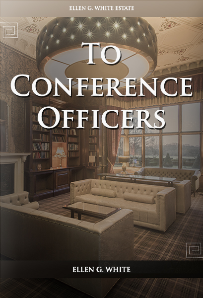 To Conference Officers