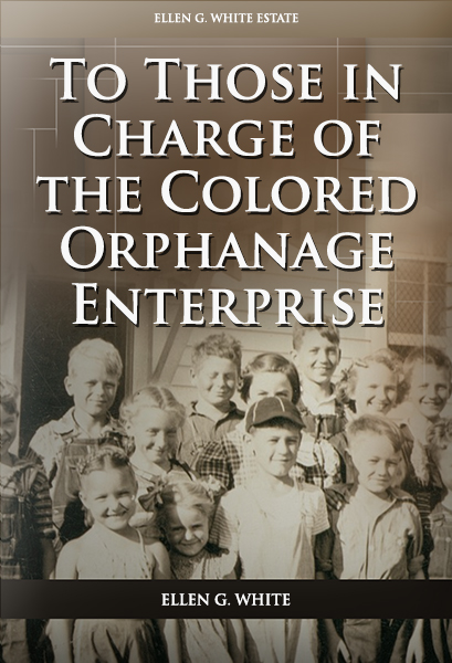 To Those in Charge of the Colored Orphanage Enterprise