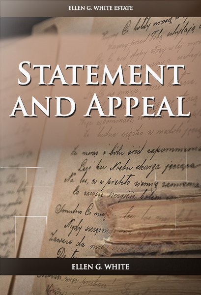 Statement and Appeal
