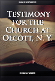 Testimony for the Church at Olcott, N. Y.