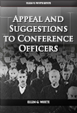 Appeal and Suggestions to Conference Officers