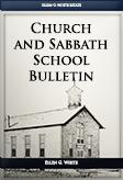 Church and Sabbath School Bulletin