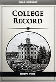 (Battle Creek) College Record