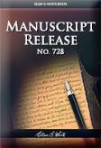 Manuscript Release No. 728