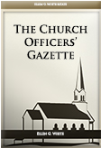The Church Officers' Gazette