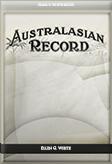 Australasian Union Conference Record