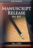Manuscript Release No. 852