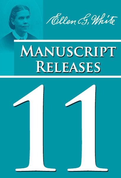 Manuscript Releases, vol. 11 [Nos. 851-920]
