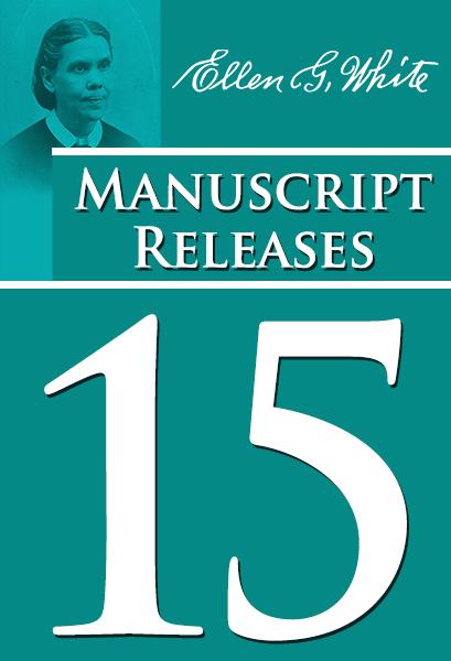 Manuscript Releases, vol. 15 [Nos. 1136-1185]