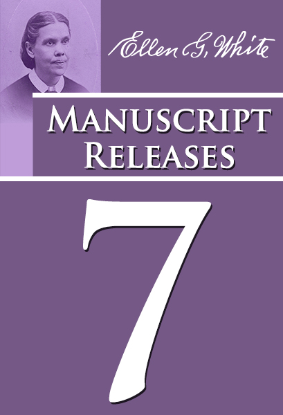 Manuscript Releases, vol. 7 [Nos. 419-525]