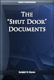 """The """"Shut Door"""" Documents"""