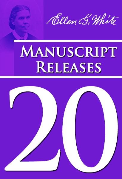 Manuscript Releases, vol. 20 [Nos. 1420-1500]