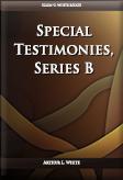 Special Testimonies, Series B