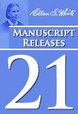 Manuscript Releases, vol. 21 [Nos. 1501-1598]