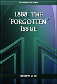 "Minneapolis - 1888: The ""Forgotten"" Issue"