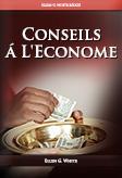 Conseils á L'Econome