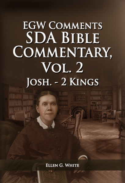 SDA Bible Commentary, vol. 2 (EGW)