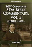 SDA Bible Commentary, vol. 3 (EGW)