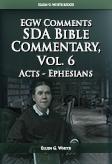 SDA Bible Commentary, vol. 6 (EGW)